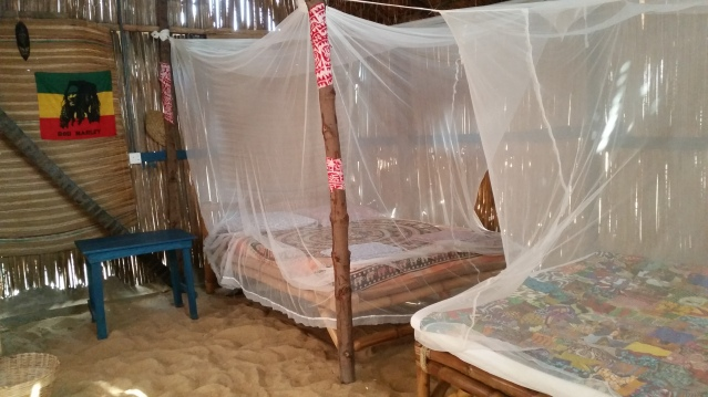 wild camp ghana big room inside