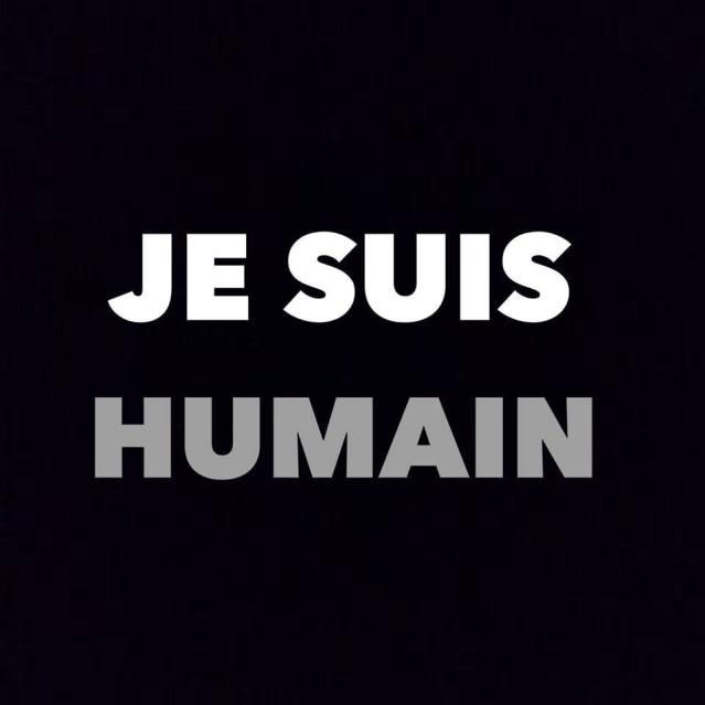 je suis humaine