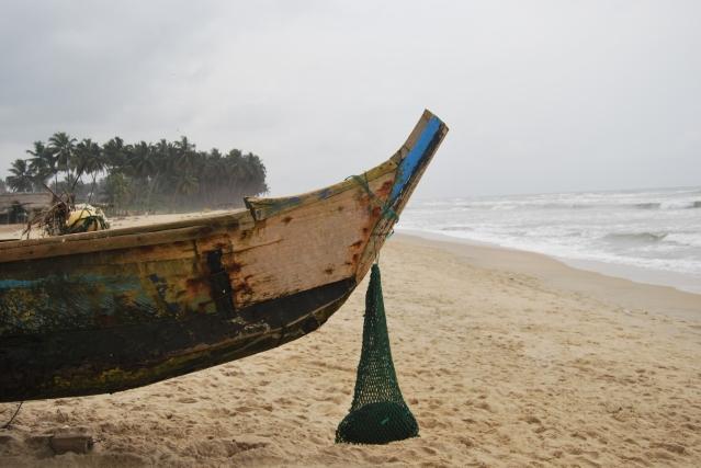 Spiaggia Keta, particolare. Foto di ©Antonella Sinopoli