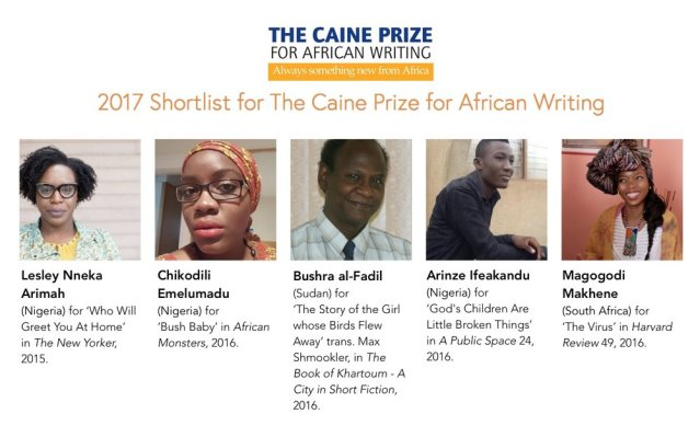 caine prize