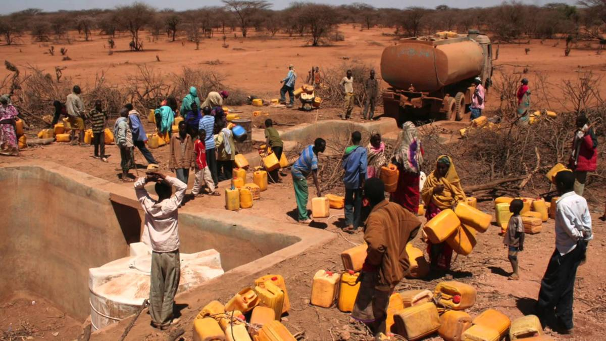 Migranti ambientali, 143 mln entro il 2050, 86 mln solo in Africa