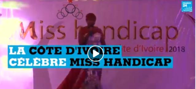 1  FRANCE 24   🇨🇮 La  CôtedIvoire célèbre Miss Handicap 💅 💄 👗.png